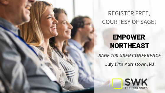 Find out how to best sell on Amazon at the SWK Empower Northeast Sage 100 User Conference on July 17