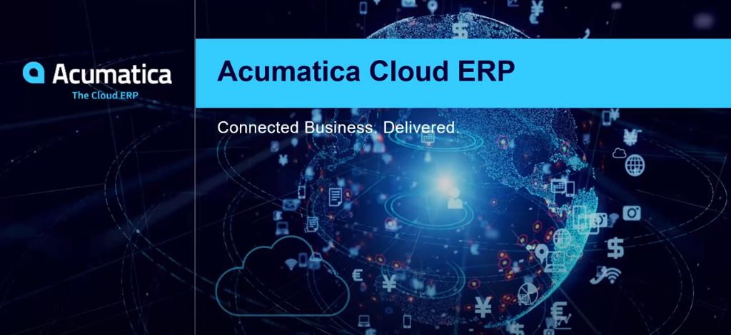 Connecting Inventory, Financial and CRM Systems with Acumatica